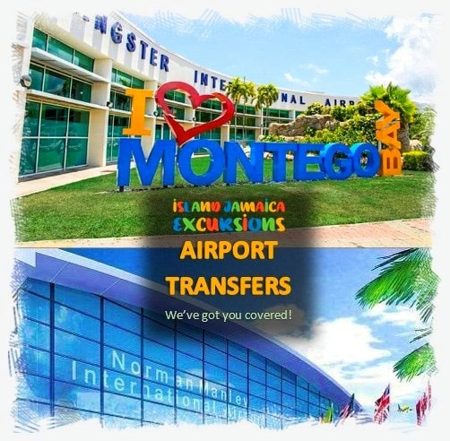 Airport Transfer Jamaica