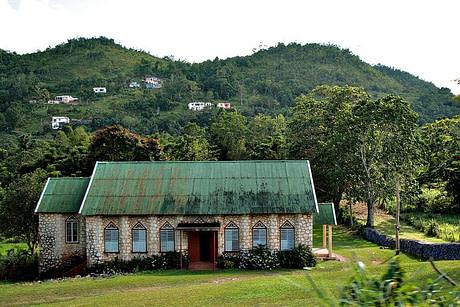 Browns Town Church