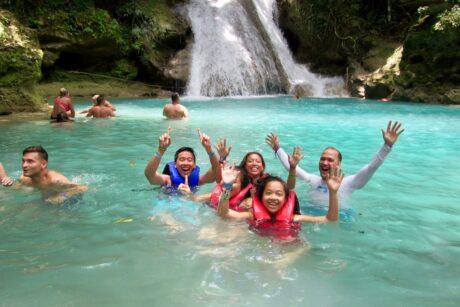 Blue Hole (Island Gully Falls)