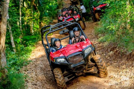 Yaaman Adventure - Mud Buggy